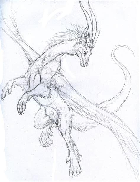 dragon in flight by hibbary on deviantart
