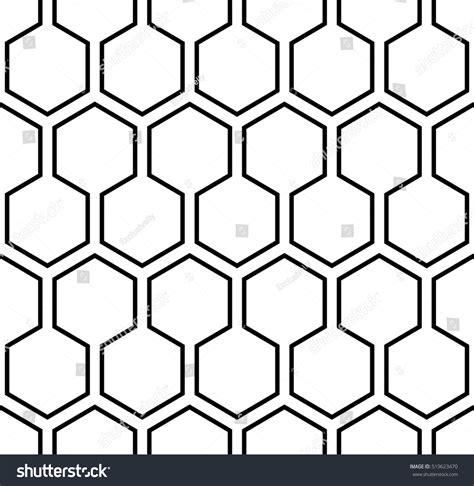 seamless hexagon pattern vector abstract geometric pattern hexagons seamless vector stock