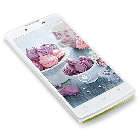 Tablet Oppo Neo R831 oppo neo r831 announced with 4 5 quot screen 1 3ghz dual cpu