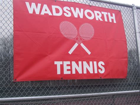 Wadsworth Court Records Preview Wadsworth Tennis Ready To Hit Court Play