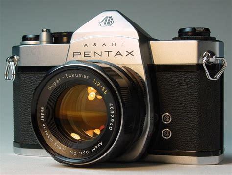 asahi pentax die cast pro asahi pentax sl with takumar 55mm f 2 0