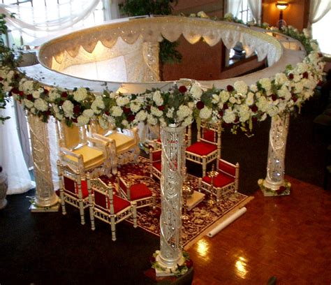 Floral Decoration For Indian Wedding by India Wedding Site Wedding Planning Bridal Tips Mandap