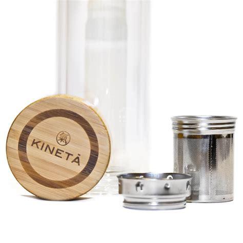 Kineta Cold Brew Match Tea Infusion Bottle   550ml