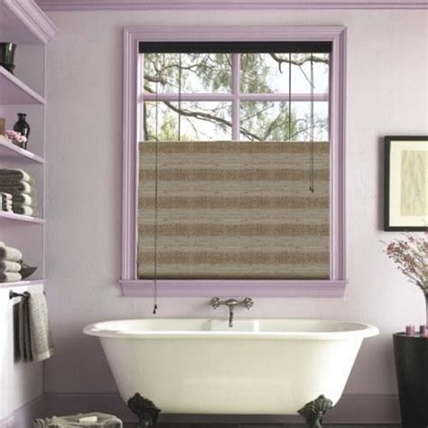 Bathroom Window Coverings Ideas 3 Bathroom Window Treatment Types And 23 Ideas Shelterness Intended For Treatments Plan 13