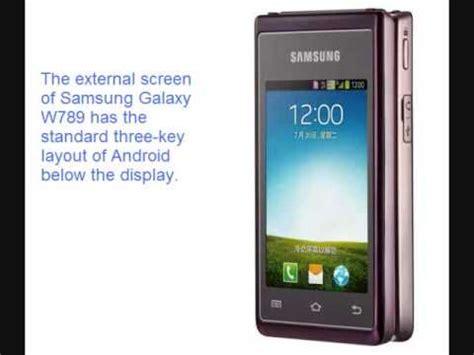 Hp Samsung W789 harga samsung hennessy w789 murah indonesia priceprice