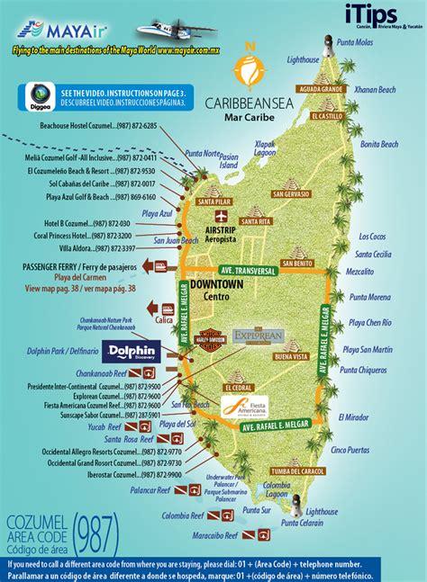 cozumel map isla cozumel map related keywords isla cozumel map keywords keywordsking