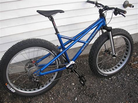 All About Bicycle 2 two wheel drive christini 29er snow bike developed for