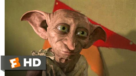 dobby house elf harry potter and the chamber of secrets 1 5 movie clip dobby the house elf 2002