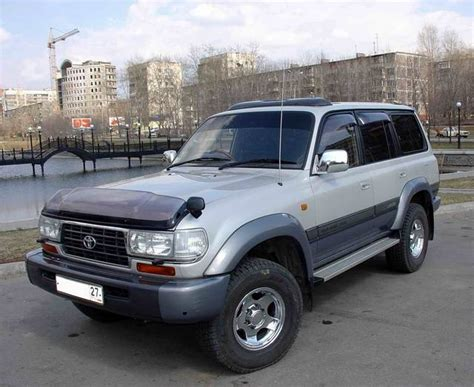 Toyota Land Cruiser 1995 1995 Toyota Land Cruiser Pictures For Sale