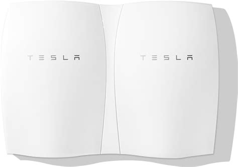 Tesla Battery Power The Tesla Powerwall A Large Rechargeable Battery Capable