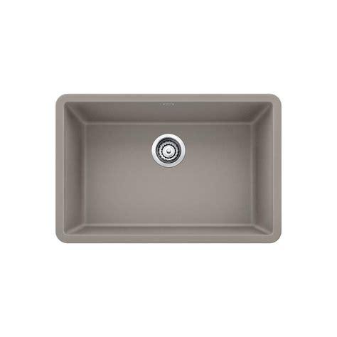 27 undermount kitchen sink blanco precis undermount granite composite 27 in single