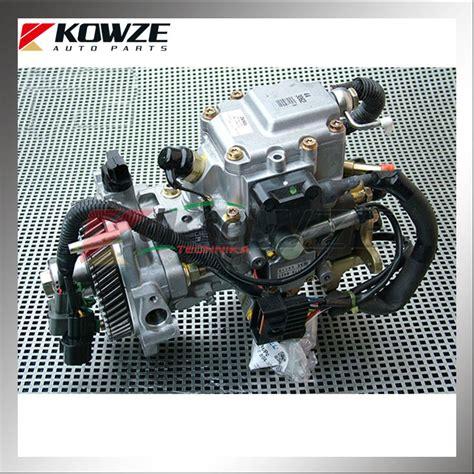 service manual injector pump removal 2000 mitsubishi pajero mitsubishi pajero montero fuel