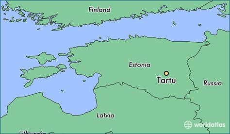 estonia on world map where is tartu estonia where is tartu estonia located