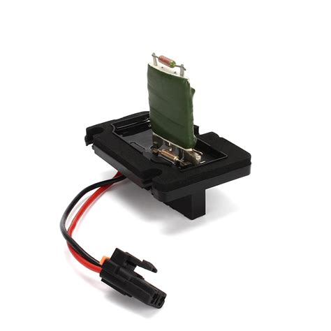how to replace blower motor resistor buick century new ac motor resistor blower for buick chevy olds pontiac 12135102 15 80571 ebay