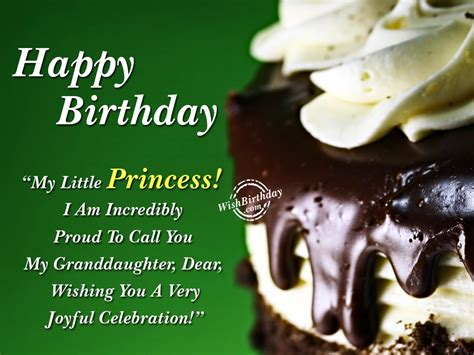 tiny small birthday wishes for granddaughter birthday images pictures
