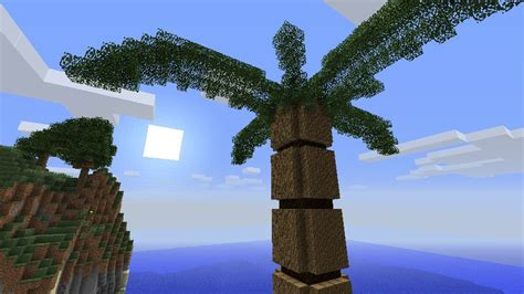 super sunny palm paradise contest entry minecraft project