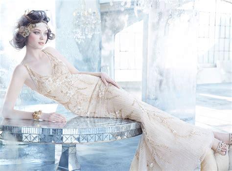 wedding dresses with gold beading 20 inspired winter bridal luxury wedding dresses magment