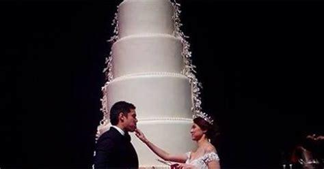 Wedding Cakes Goldilocks Bakeshop Philippines