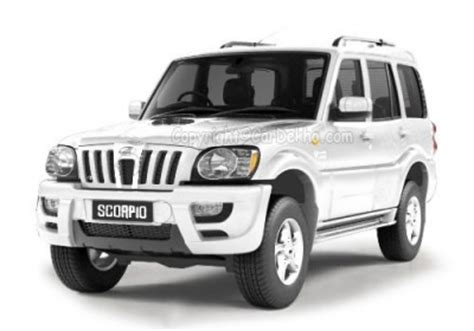 mahindra scorpio models and price list mahindra scorpio august 2015 price list model variant