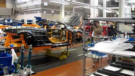 Lamborghini Factory Tour   YouTube