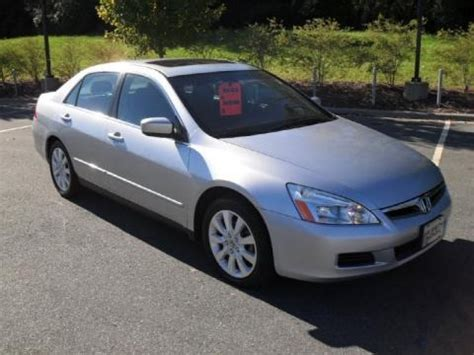 2007 honda accord specs 2007 honda accord lx v6 sedan data info and specs