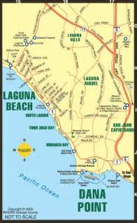 map of laguna california laguna tourist map laguna mappery