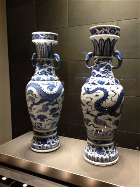 Museum Vases by The David Vases At The Museum Picture Of