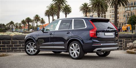 2017 volvo truck 2017 volvo xc90 excellence review caradvice