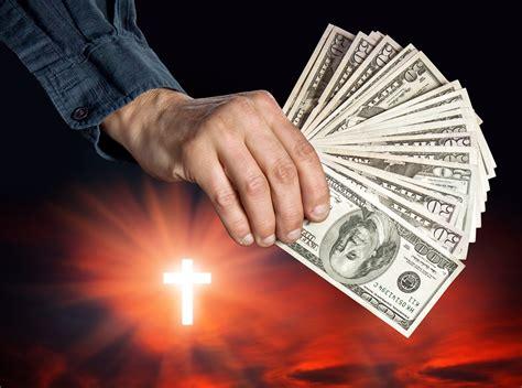 pastor bust  scam