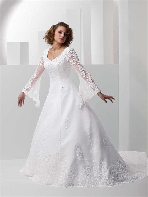 Plus Size Wedding Dresses With Sleeves by Vintage Plus Size Wedding Dresses With Sleeves Dresses Trend