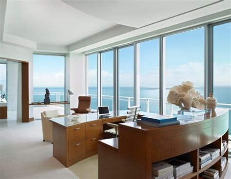 Office Miami by Penthouse Miami Home Office