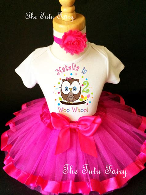 Set Shoes And Set Tutu Kriting Owl For Baby 0 18 Bulan items similar to brown owl look whoo s whos who s pink rainbow dots 2nd second birthday
