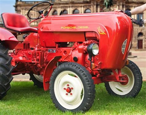 Porsche Traktor Preis by Porsche Diesel 309 Traktor Preise Fotos Daten