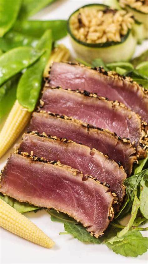 grilled tuna steaks i love meat
