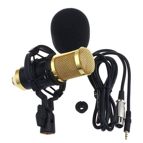 Mic Condenser Bm800 Bm 800 New Series Leihao New Sound Studio Dynamic Mic Shock Mount Bm800 Condenser