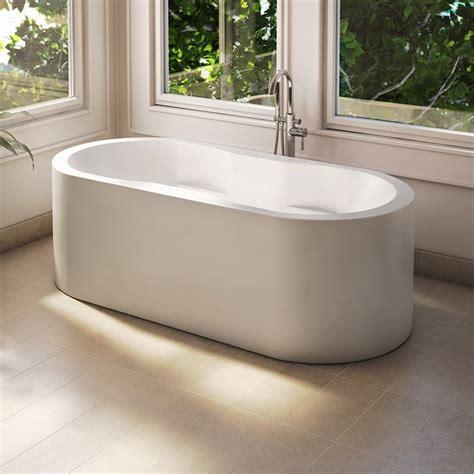 Freestanding Tub In Alcove Alcove Tournesol Freestanding Bathtub