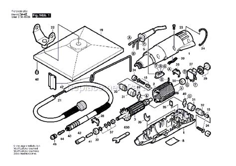 dremel parts diagram dremel 332 parts list and diagram f0130332ca