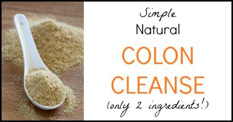 Home Remedy Detox And Cleaners For by This Simple And Colon Cleanse Remedy Really Works