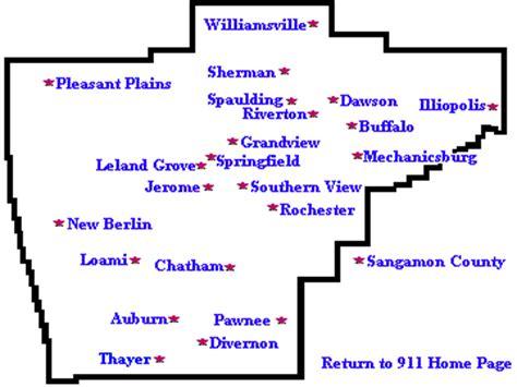 Sangamon County Illinois Records Sangamon County Il The Radioreference Wiki