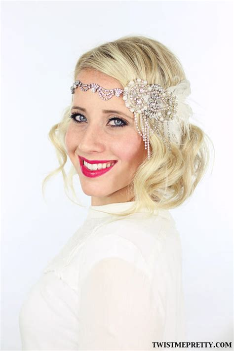 great gatsby long hairstyles women hair libs vintage wedding hairstyles retro looks for classic brides