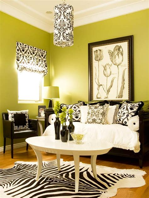 green living room designs adorable home