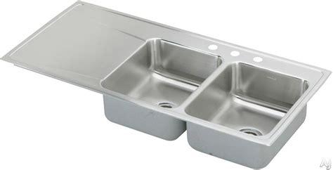 Elkay Stainless Steel Drainboard Sink image disclaimer