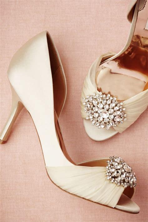 Hochzeitsschuhe In Creme by Die Richtigen Brautschuhe Aussuchen