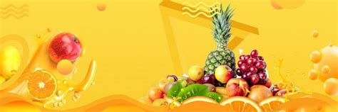 background banner jus buah gratis