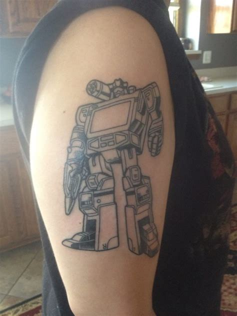 soundwave tattoo soundwave by radioactimals on deviantart