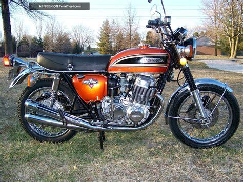 1975 honda cb750 1975 honda cb 750 quot flake orange quot vintage cb750 4