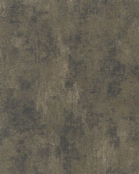 Washable Rugs Wallpaper Marburg Textured Design Metallic Gold Grey 58015