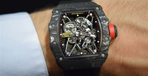 Richard Mille Rm 35 richard mille rm 35 01 baby nadal on review