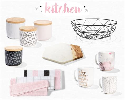 Kmart Kitchen Decor by The New Homewares At Kmart