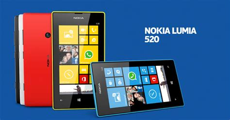 Nokia Lumia Yg Murah nokia lumia 520 smartphone windows phone paling murah